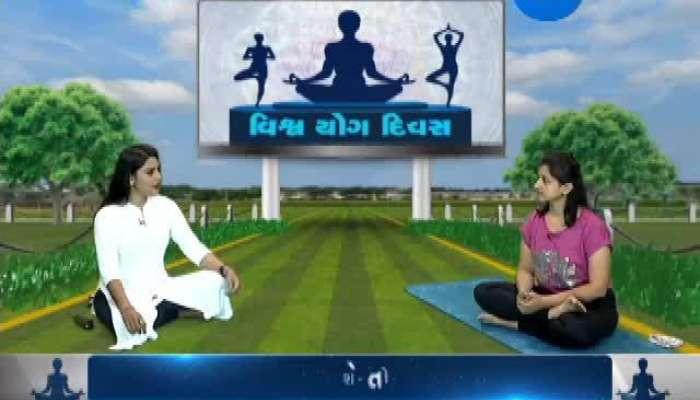 World yoga day : Proper technique for doing vrikshasana by yoga expert