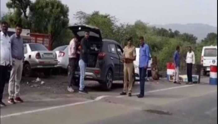 અમીરગઢ ચેકપોસ્ટ પર પંજાબના શખ્સોનું પોલીસ પર ફાયરિંગ, એક આરોપી પકડાયો