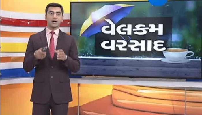 WelCome rain In Gujarat