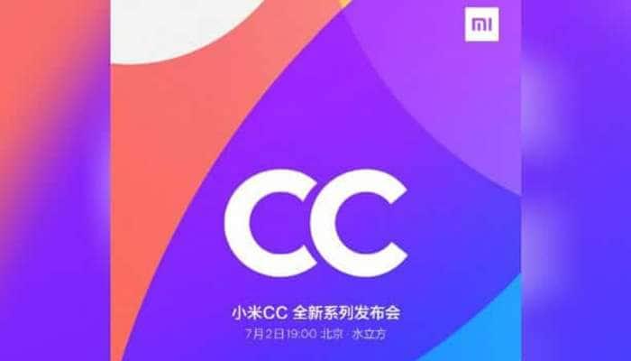 Xiaomi CC9 અને CC9e smartphone 2 જુલાઇએ થશે લોન્ચ, જાણો શું હશે ખાસિયત