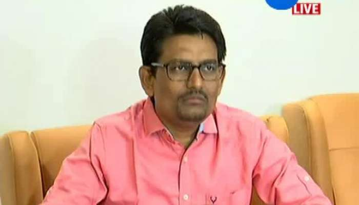 Alpesh Thakor Press Conference About Not Resigning From Congress