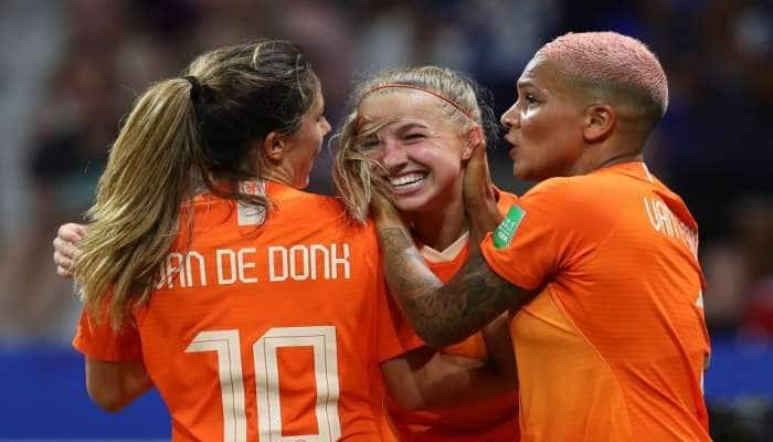 ફીફા મહિલા વિશ્વકપઃ સ્વીડનને 1-0થી હરાવી નેધરલેન્ડ ફાઇનલમાં, હવે અમેરિકા સામે ટક્કર