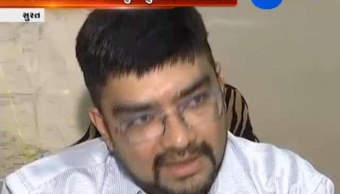 Shocking incident of hacking at Surat
