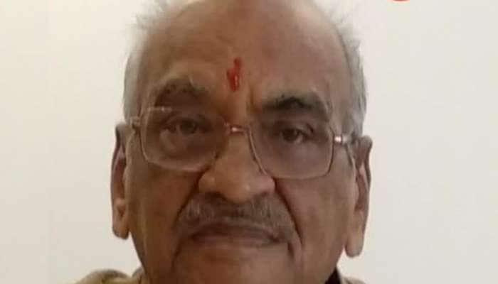 મુંબઇમાં સમાજસેવી સ્વરૂપચંદ ગોયલનું 89 વર્ષની ઉંમરે નિધન