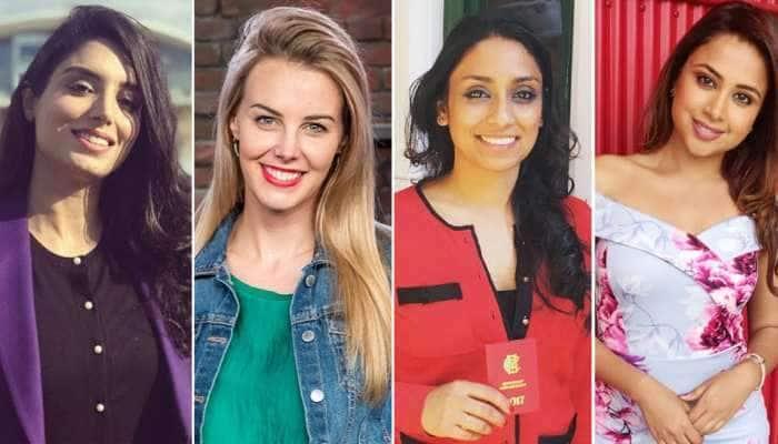 વિશ્વકપમાં આ 6 ગ્લેમરસ મહિલા એન્કર મચાવી રહી છે ધૂમ, ક્રિકેટરોથી ઓછા નથી તેમના ફેન્સ