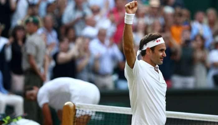Wimbledon 2019: નડાલને હરાવી ફેડરર ફાઇનલમાં, હવે જોકોવિચ સામે ટકરાશે