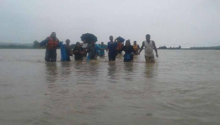 નેપાળ: પૂર અને ભૂસ્ખલનના કારણે અત્યાર સુધી 43 લોકોના મોત, 24 ગુમ અને 20 ઘાયલ