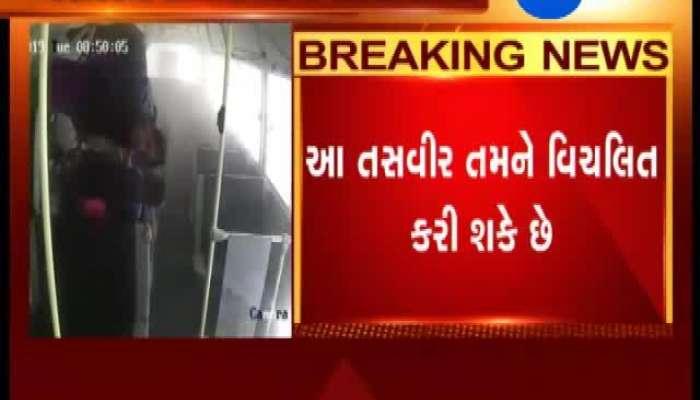 Karnataka: Video of School Bus Accident Goes Viral