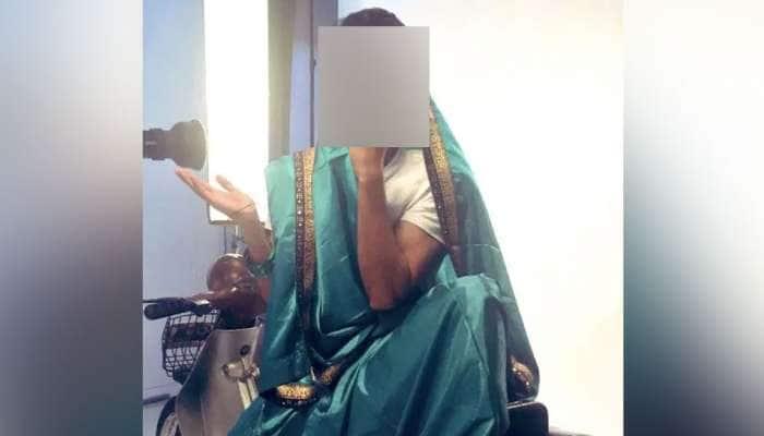 #SareeTwitterમાં શામેલ થયેલી આ 'હસીના'ને જોઈને દિલ થઈ જશે ખુશ!