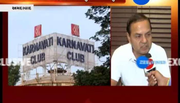 Ahmedabad: Attack on Founding Members of Karnavati Club