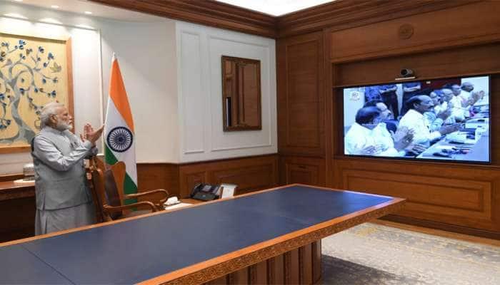 ચંદ્રયાન-2ના લોન્ચિંગને PM મોદીએ લાઈવ જોયું, ટ્વીટ કરીને કહ્યું-કઈ રીતે સૌથી અલગ છે મિશન