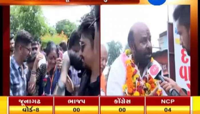 Junagadh MNP Election: In Conversation With Girish Kotecha