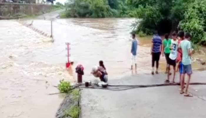 રાજ્યમાં મેઘ મહેર: જામનગરમાં 7 ઇંચ વરસાદ, તો સુરતની કિમ નદીઓ બે કાંઠે