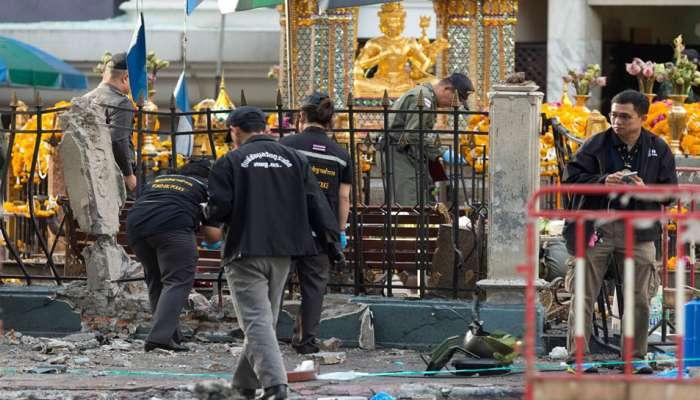આસિયાન સમિટ દરમિયાન બેંગકોકમાં 3 જગ્યાએ 6 બોમ્બ વિસ્ફોટ, પોલીસે એક બોમ્બ નિષ્ક્રિય કર્યો