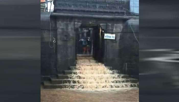 શ્રાવણ મહિનામાં ભોલેનાથને જળ ચઢાવવા માતા ગોદાવરી પોતે પહોંચ્યાં, જુઓ અદભૂત VIDEO