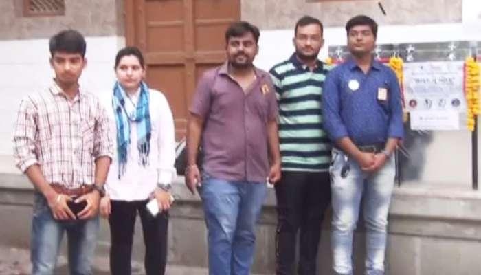 જામનગરના યુવાનોએ ગરીબોને મદદ કરવવા માટે બનાવ્યું અનોખુ 'ભલાઇનું બોક્સ'