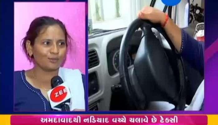 Shakti: Meet Female Cab Driver