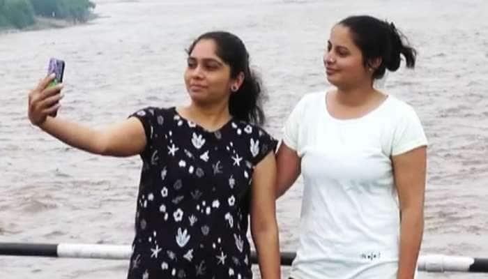છોટાઉદેપુર: સતત વરસાદને કારણે ઓરસંગ નદીમાં ઘોડાપૂર જેવી સ્થિતિ