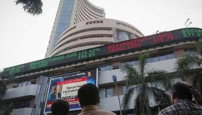 Article 370 ઇફેક્ટઃ Sensex વધારા સાથે બંધ,  J&K બેન્કના શેરમાં 10 ટકાનો ઉછાળો