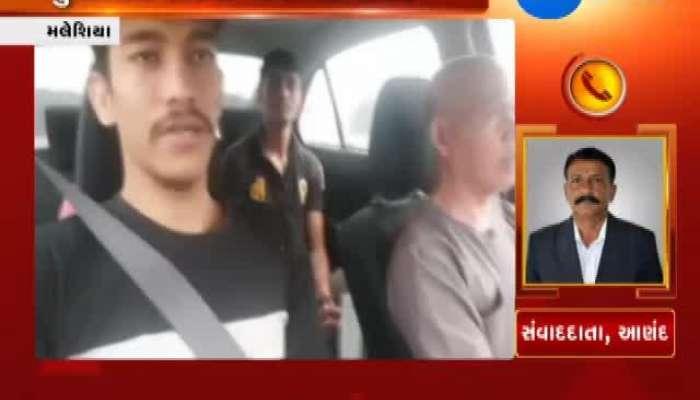 3 Gujarati Youth Trapped in Malaysia