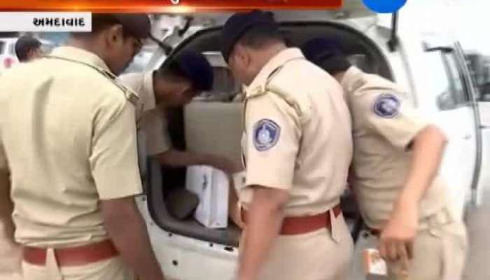 Ahmedabad: Tight Security Checking Of Vehicles Ahead of Independence day