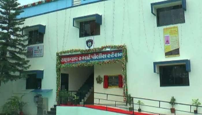 પોરબંદર: રાણાવાવ ખાતે તૈયાર થયું ટેકનોલોજીથી સજ્જ 'સ્માર્ટ પોલીસ સ્ટેશન'