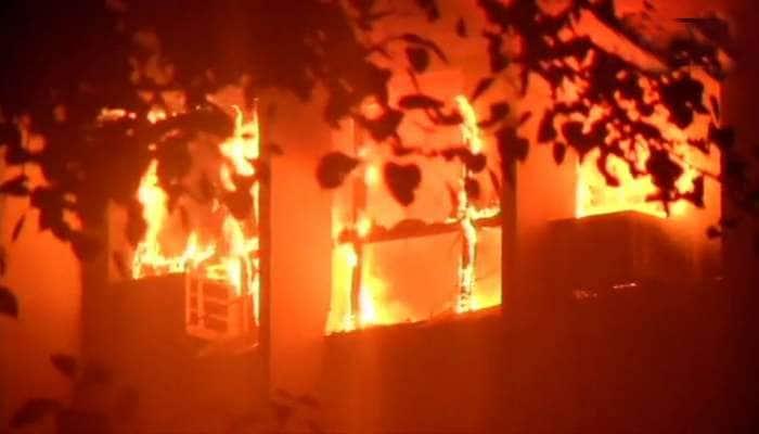 દિલ્હી AIIMSની આગ પર 6 કલાક પર મેળવાયો કાબુ, કોઈ જાનહાની નહીં