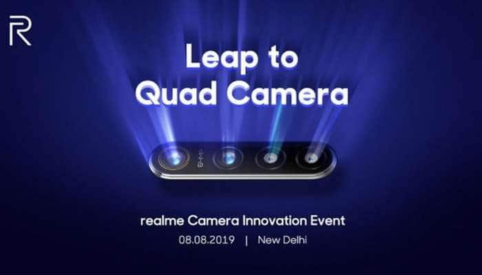 લોન્ચ પહેલા Realme 5 Proને લઈને મોટો ખુલાસો, જાણો તેના ખાસ ફીચર્સ