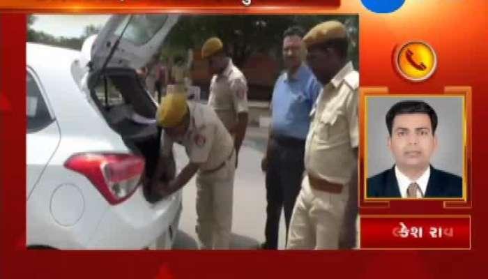 Security Beefed Up At Gujarat-Rajasthan Border Under Terror Threats