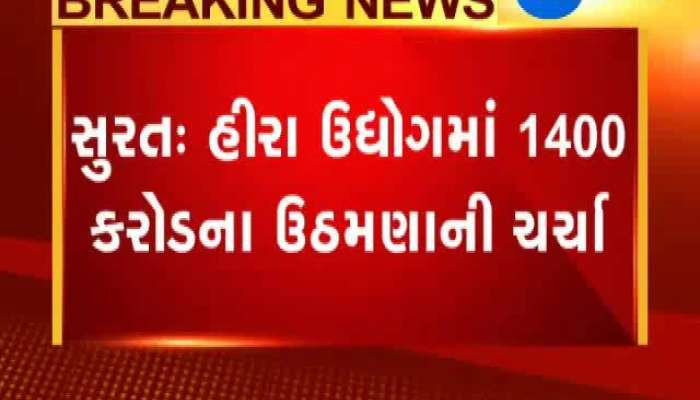 Rs 1400 crore Scam In Diamond Industry