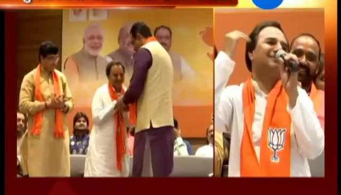 Gujarat: BJP Speaks on Singer Hemant Chauhan's Viral Video