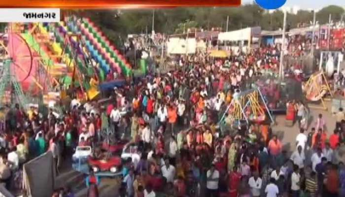 Jamnagar: People Enthusiastically Participate in Lok Melas