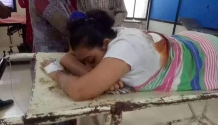 ભાવનગર : રિસાઈને પિયરે ગયેલી પત્ની પર પતિએ ધડાધડ ફાયરિંગ કર્યું