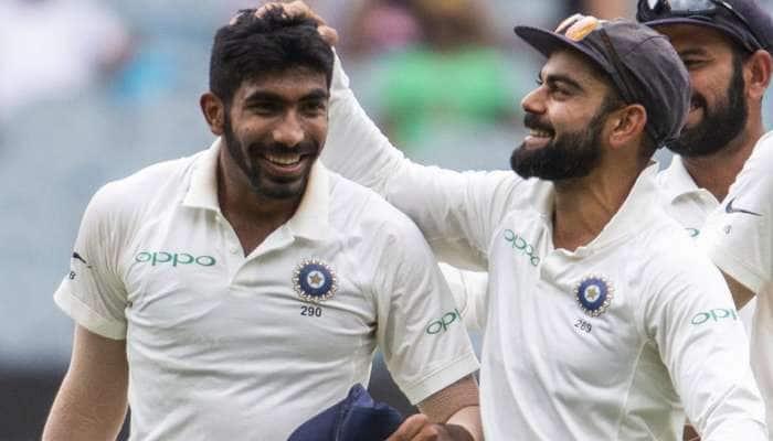 IND vs WI: બુમરાહની 6 વિકેટથી મજબુત થઇ ટીમ ઇન્ડિયા, વેસ્ટ ઇન્ડિઝ પર ફોલો-ઓનનો ખતરો