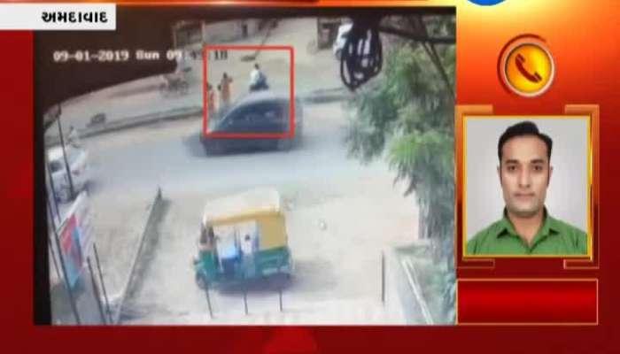 Ahmedabad: Chain Snatching At Vadodra