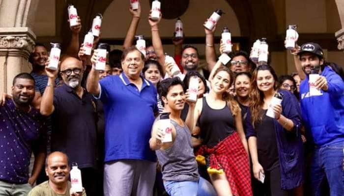 'કુલી નંબર 1'ની ટીમે કર્યું પીએમ મોદીને સમર્થન, વરૂણની ફિલ્મનો સેટ થયો પ્લાસ્ટિક ફ્રી!