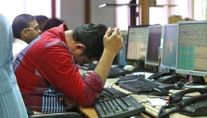 શેર બજાર કડકભૂસ, રોકાણકારોના ડૂબ્યા 1.30 લાખ કરોડ રૂપિયા, જાણો શું છે સ્થિતિ?