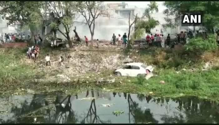 પંજાબઃ ગુરદાસપુરમાં ફટાકડા ફેક્ટરીમાં વિસ્ફોટ, 15નાં મોત, 50થી વધુ ઘાયલ