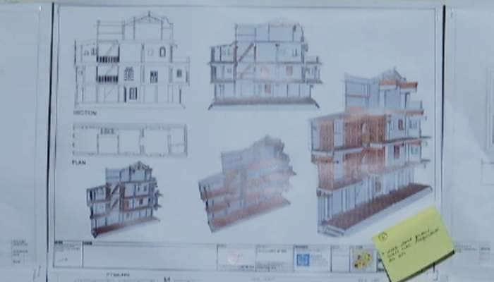 અમદાવાદ: હેરીટેજ મકાનનો 'નિશુલ્ક નકશો' બનાવાશે, ખાસ કલરમાં અપાશે ટેક્સ બીલ
