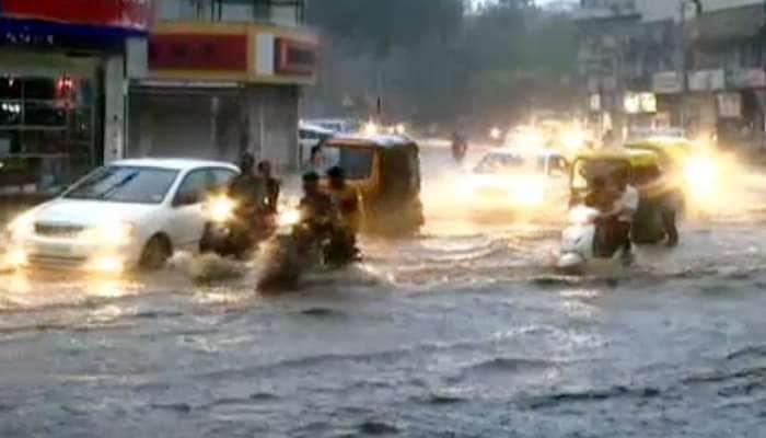રાજ્યના 201 તાલુકામાં વરસાદ, નર્મદા, મચ્છુ અને બંગાવડી સહિતના ડેમ ઓવરફ્લો