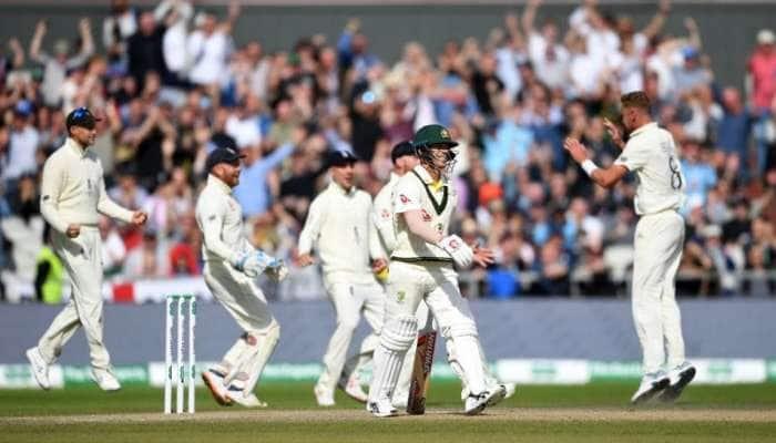 ડેવિડ વોર્નર સતત ત્રીજીવાર શૂન્ય પર આઉટ, Ashes 2019મા બ્રોડે છઠ્ઠીવાર કર્યો શિકાર