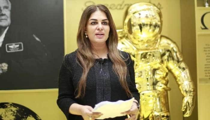 પાકિસ્તાનની પ્રથમ અંતરીક્ષયાત્રીએ કરી 'ચંદ્રયાન-2' મિશનની પ્રશંસા, ISROને આપ્યા અભિનંદન