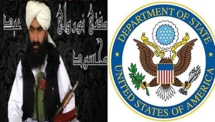 અમેરિકાએ પાકિસ્તાનમાં તહરીક-એ-તાલિબાનના નેતાને જાહેર કર્યો આતંકી