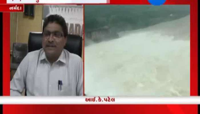 Narmada Dam's Water Level On Constant Rise, 144 Villages On Alert