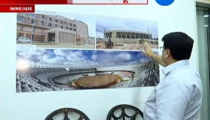 Motera stadium will renovate soon