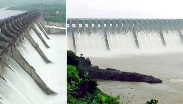 નર્મદા ડેમની મહત્તમ સપાટીથી માત્ર 36 સે.મી બાકી, જળસપાટી 138 મીટરને પાર, 175 ગામમાં એલર્ટ