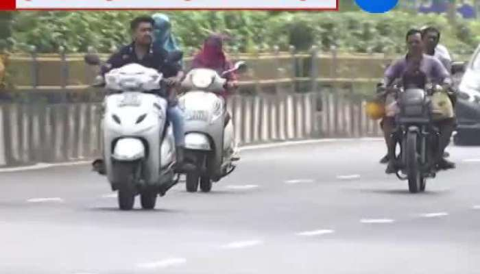 Hilarious excuse for not wearing helmet