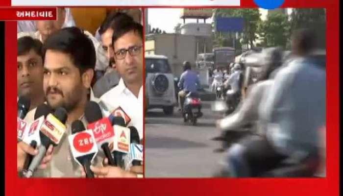 Hardik Patel on new RTO rule