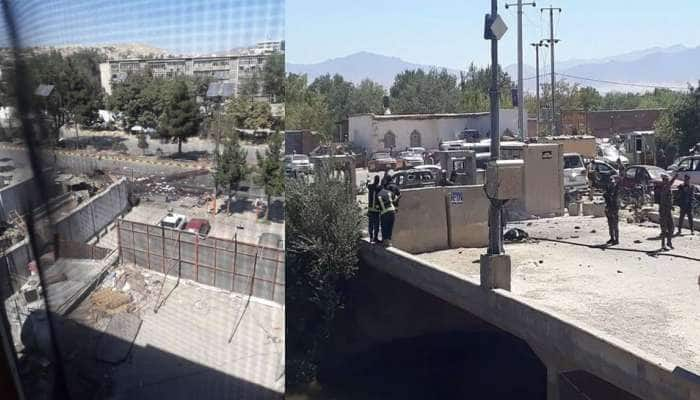 અફઘાનિસ્તાનઃ રાષ્ટ્રપતિ અશરફ ગનીની ચૂંટણી રેલીમાં વિસ્ફોટ, 24નાં મોત