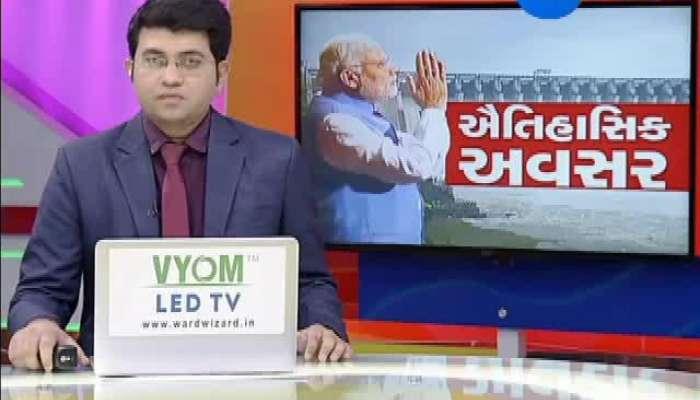 Surat diamond merchants convey wishes to PM modi